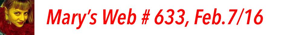 Mary's Web 633