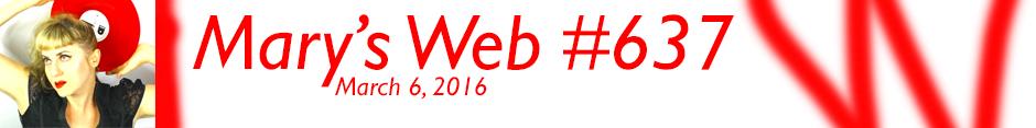 Mary's web radio 637